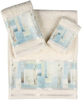 Avanti Blue Waters 3-Piece Towel Set