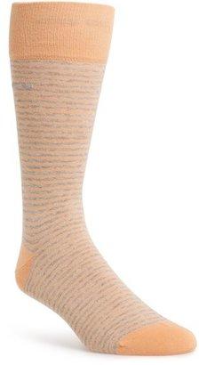 HUGO BOSS 'Marc' Stripe Socks