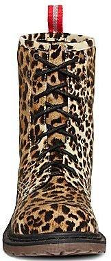 Arizona Dacey Lace-Up Combat Boots