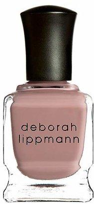 Deborah Lippmann Crème Nail Polish $18 thestylecure.com