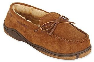 Rockport Indoor/Outdoor Suede Moccasins