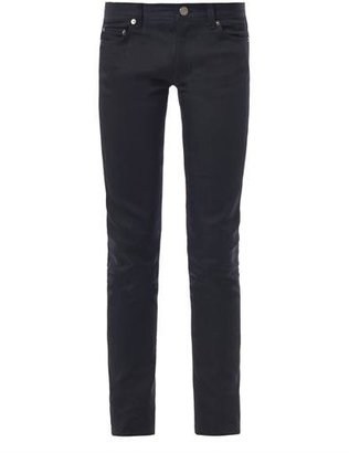 Saint Laurent Super-skinny mid-rise jeans