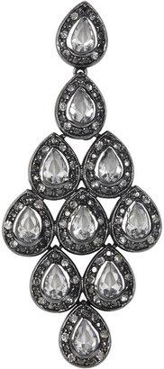 BCBGMAXAZRIA Teardrop Chandelier Earrings