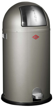 Wesco Kickboy 9 Gallon Silver