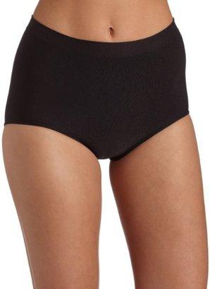 Bali Women's Everday Seamless 2 Pack Smoothing Brief Panties