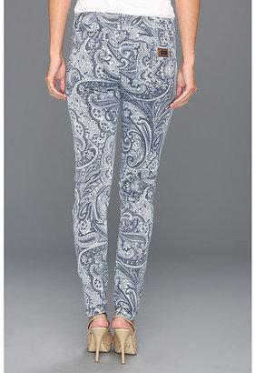 MICHAEL Michael Kors Band Paisley Skinny Jean