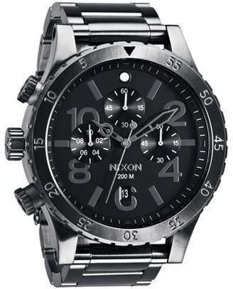 Nixon 'The 48-20' Chronograph Watch, 48Mm $500 thestylecure.com