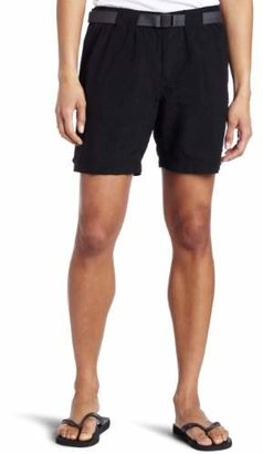 Columbia Women's Sandy River Cargo Short $36 thestylecure.com