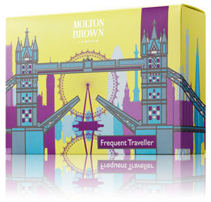 Molton Brown Frequent Traveler: London via The World