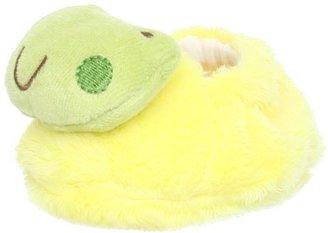 Gerber Unisex-Baby Velboa Bootie Frog
