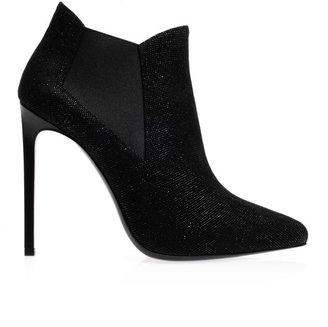 Saint Laurent Paris high-heeled ankle boots