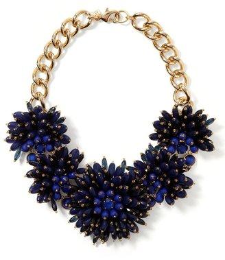 Dahlia Bouquet Necklace