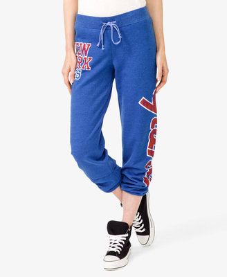 Forever 21 New York Giants Athletic Pants