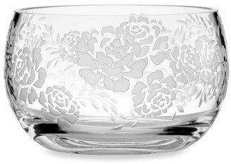 Marchesa by Lenox Rose Crystal Bowl