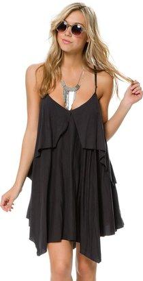 RVCA Racket Sleeveless Dress