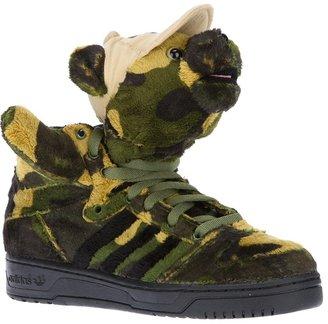 adidas 'camo bear' sneaker
