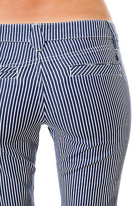 Volcom The Frochickie Chino Pant in White Combo