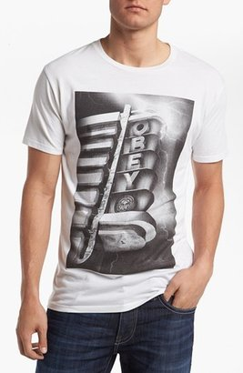 Obey 'Lightning Marquee' T-Shirt
