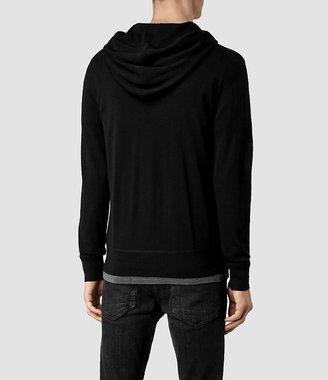 AllSaints Mode Merino Hoody