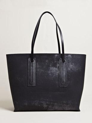 Rick Owens Women's Oversized Leather Shopper Bag