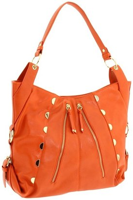 olivia + joy - Chopper Hobo (Orange) - Bags and Luggage