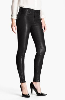 Women's J Brand '8001' Lambskin Leather Pants