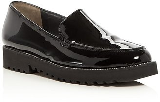 Paul Green Ariana Platform Loafers $315 thestylecure.com