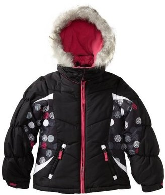 London Fog Girls 7-16 Systems Jacket