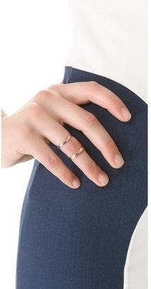 Campbell Knuckle Floating Ring