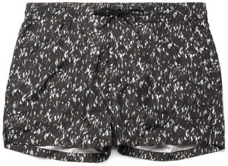 Marc by Marc Jacobs Kyle Short-Length Camouflage-Print Swim Shorts