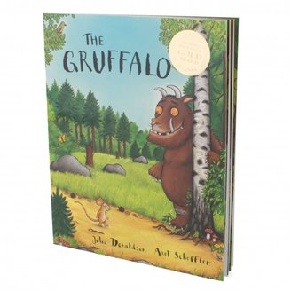 The Gruffalo House of Marbles Paperback Book
