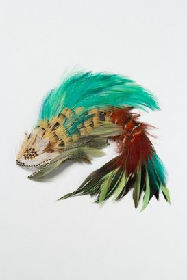 Anthropologie Featherfish Clip