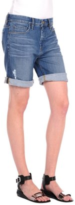 Blank NYC Roll Up Short
