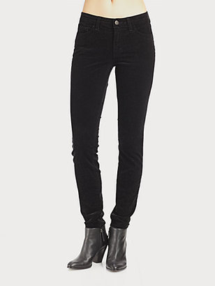 J Brand Corduroy Skinny Jeans