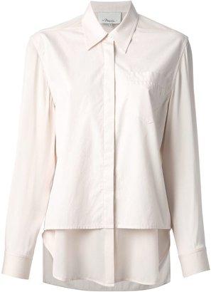 3.1 Phillip Lim layered hem shirt