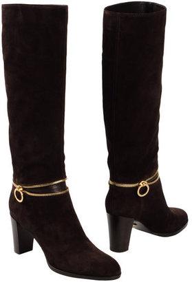 Sergio Rossi High-heeled boots