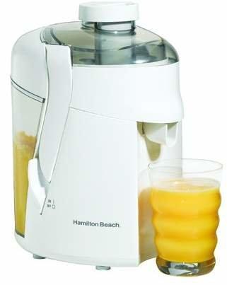 Hamilton Beach HealthSmart Juice Extractor