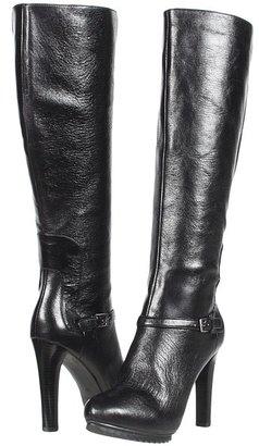 Nine West Craftwork (Black Leather) - Footwear