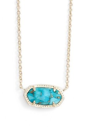 Women's Kendra Scott Elisa Pendant Necklace $50 thestylecure.com