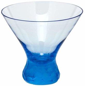 Pebbles Stemless Martini Glass