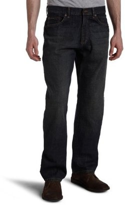 Calvin Klein Mens Tinted Dark Indigo Jean