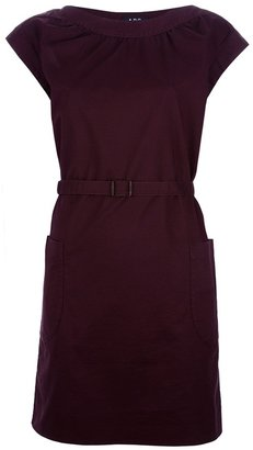 A.P.C. belted dress
