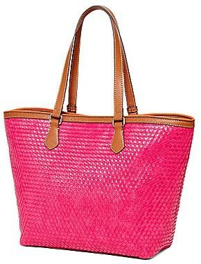 JCPenney 9 & Co.® Spring Twist Tote