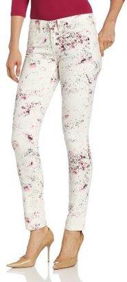 Calvin Klein Jeans Women's Cosmic Print Ultimate Skinny Jean