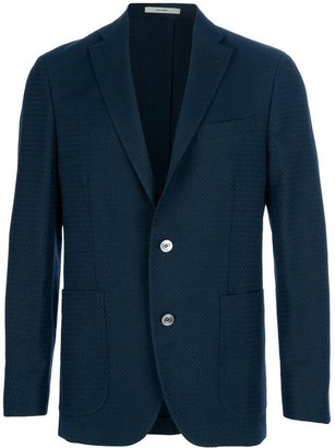 Boglioli double button blazer