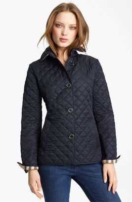 Burberry Brit 'Copford' Quilted Jacket