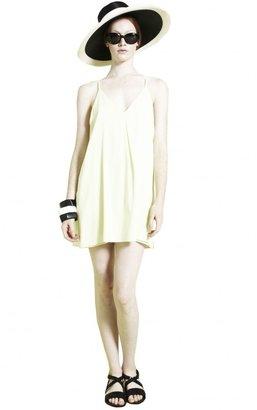 Alice + Olivia Fierra Y-Back Tank Dress