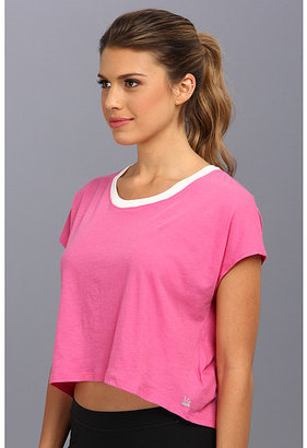 C&C California Shape Loose Crop Tee