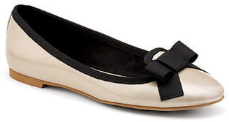 Sperry Sophie Patent Leather Flats
