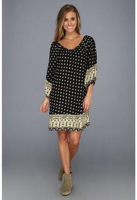 Billabong Over Pass Dress (Off Black) - Apparel